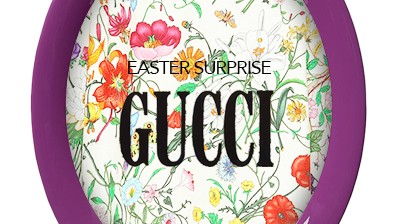 Easter Surprise: GUCCI