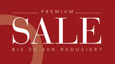 Sale Herbst/Winter 2014