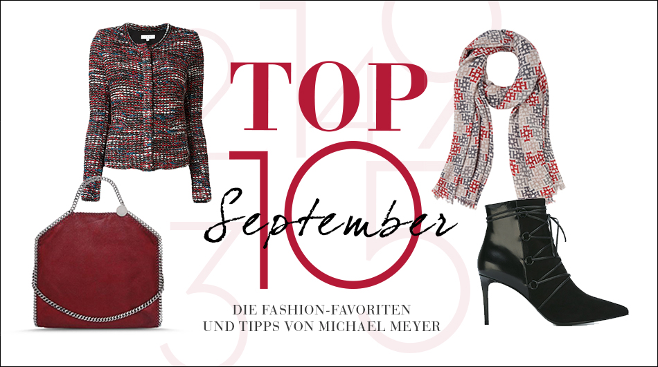 Top Ten September