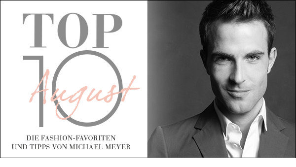Top Ten August by Michael Meyer